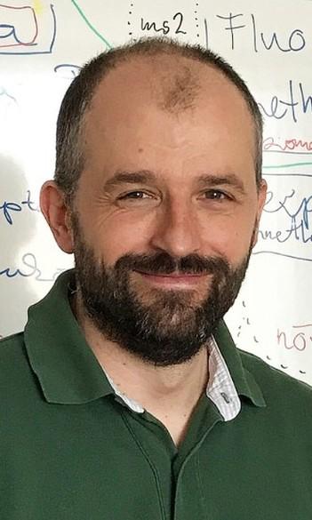 Kovács M Gábor professzor tanszékvezető